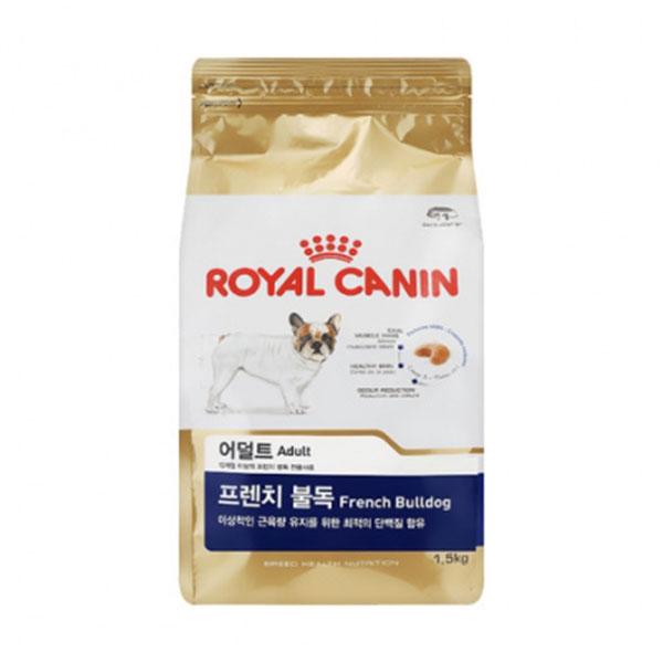 로얄캐닌 프렌치불독 어덜트 1.5kg