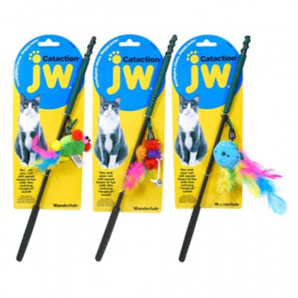 JW 깃털낚시대 랜덤발송