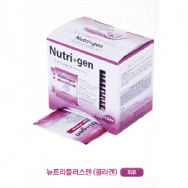 뉴트리플러스젠 콜라겐분말 12개입