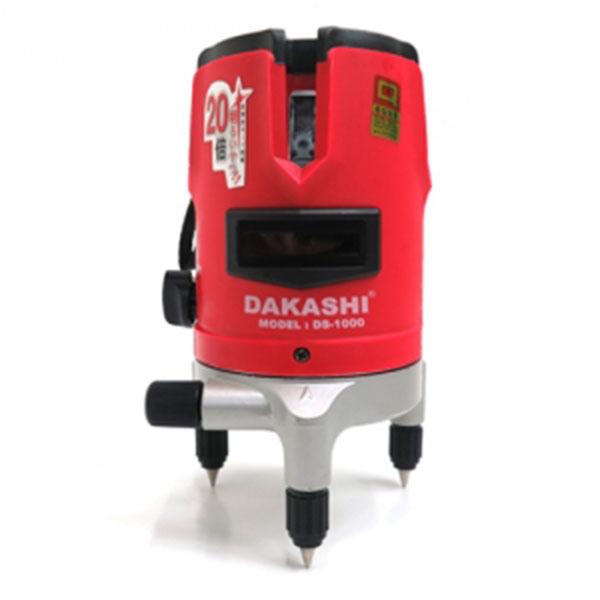 AKASHI 레이저레벨 DS-1000 20배밝기