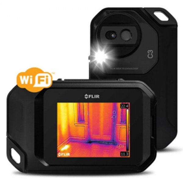 FLIR 플리어열화상카메라 FLIR-C3 Wi-Fi
