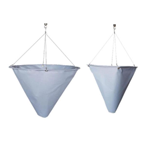 화인테크 크린텍스 재질 용접우산 원형, 용접우산 사각