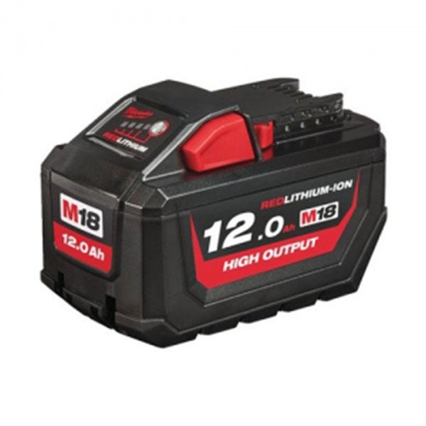 밀워키 리튬이온배터리 M18 HB12 18V-12.0Ah
