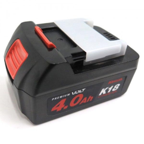 아임삭 리튬이온배터리B40L18D 18V-4.0Ah