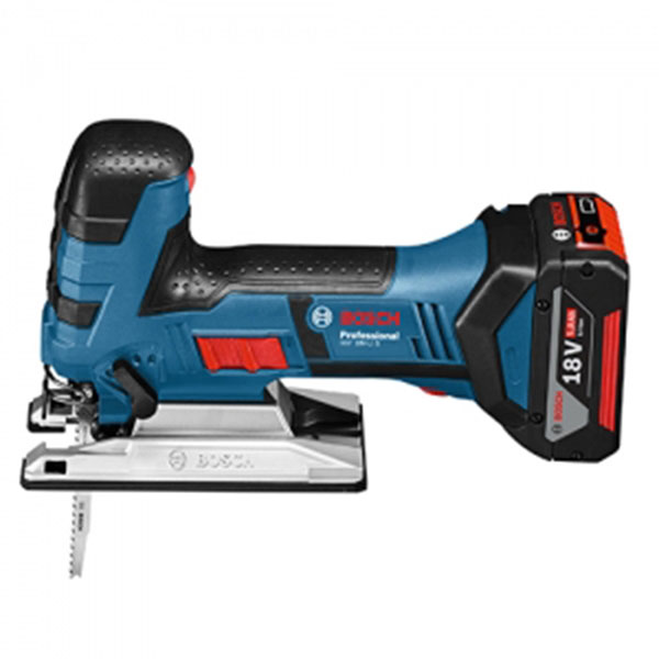BOSCH 충전직소 GST18V-LIS 18V-5.0Ah#2pack NEW