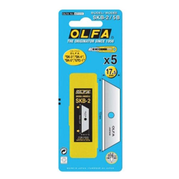 OLFA 커터날 SKB-2/5B 17.5mm