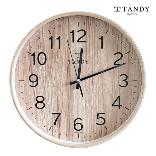 [TANDY] 탠디 원목벽시계 280mm 이미지