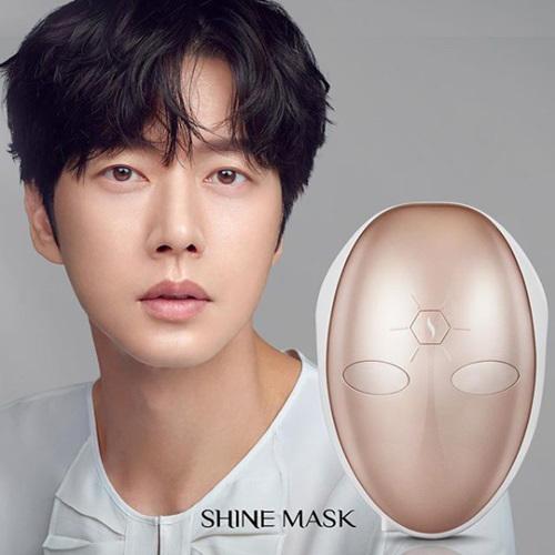 [특허상품★LED 마스크] 박해진의 샤인 LED 마스크/주름개선/미백 잡티제거/피부개선