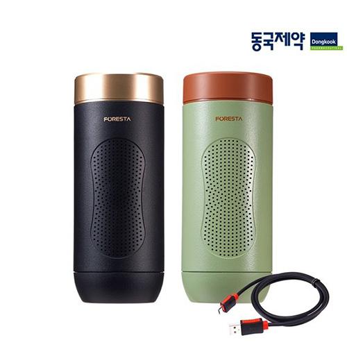 [동국제약]포레스타 산소발생 공기청정기(프리미엄형)(UV 포함)/자동차_가정용