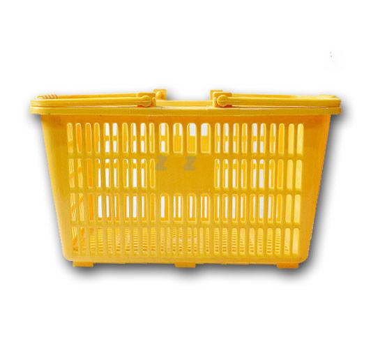 [현재분류명],대일 노랑 쇼핑바구니 왕대사이즈,