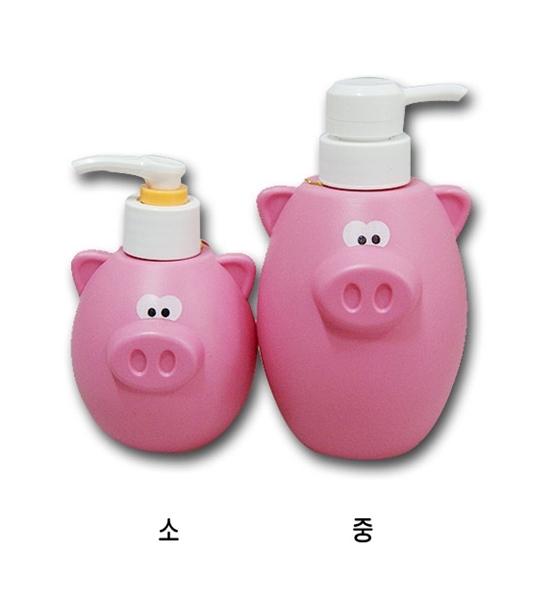 [현재분류명],하니 다용도 돼지 펌프통 샴퓨통 비누통 린스통,