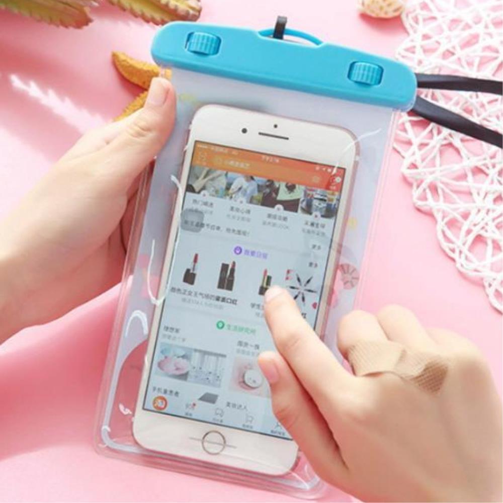 여름 물놀이용 핸드폰 방수팩