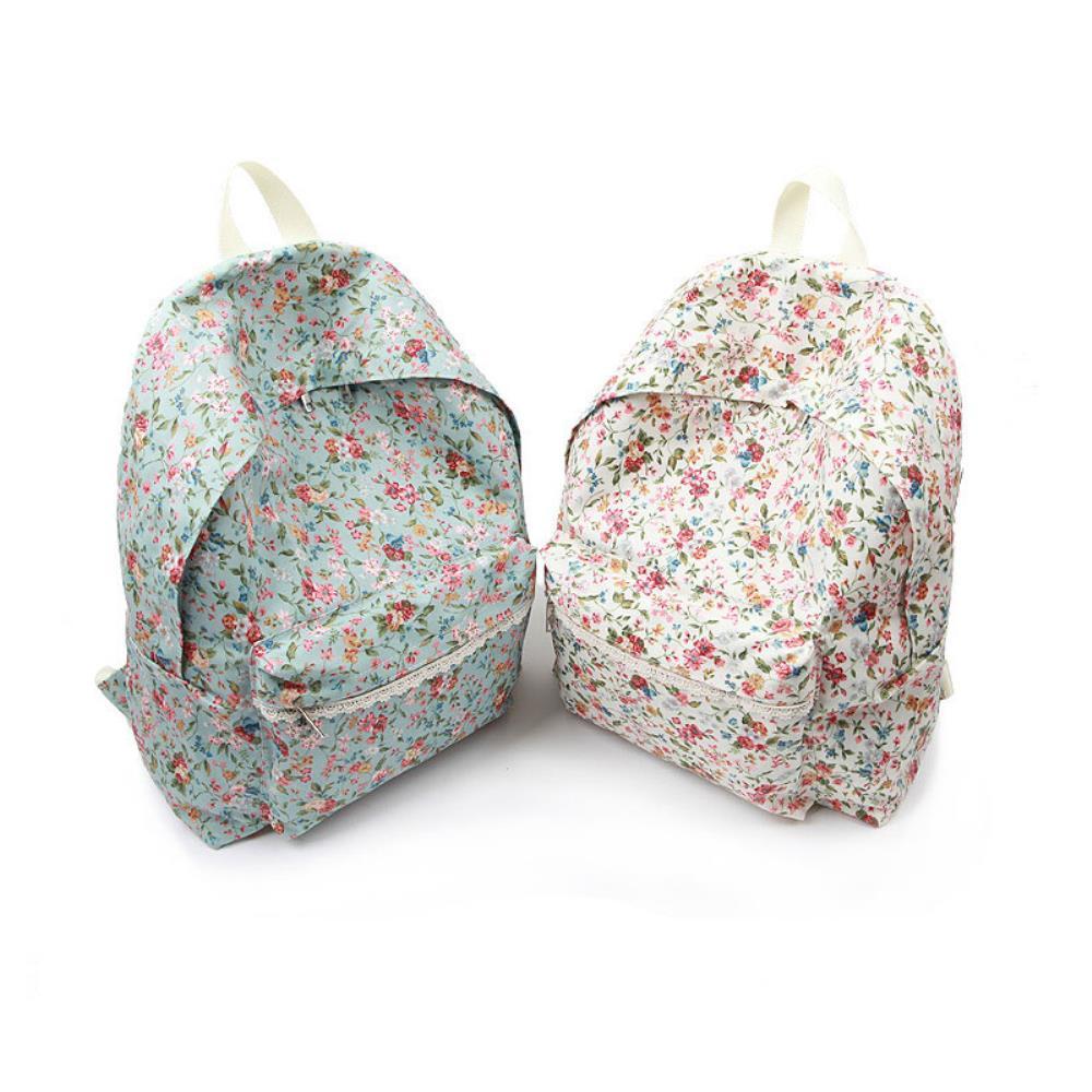 아기랑 외출가방 에이프릴 들꽃 백팩 여성백팩추천 책가방