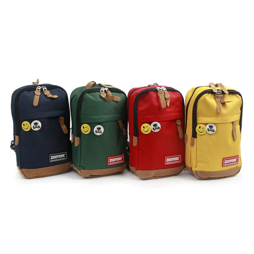 초등학생 조카선물 여행 세컨백 슬링백 도난방지가방 가방