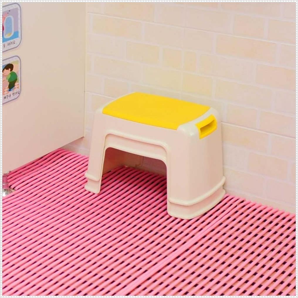 식당 업소 화장실 미끄럼방지 매트 발거치대 바닥깔판