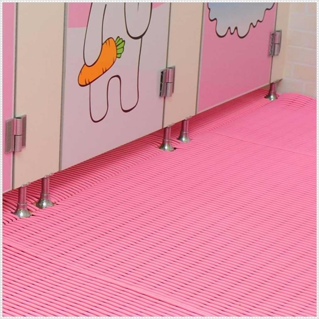 어린이집 화장실 욕실 물빠짐 논술립 매트 화장실패드