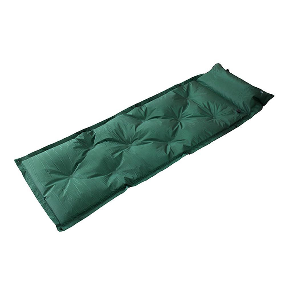 캠핑 필수 자동공기 에어매트 여름매트 야외매트
