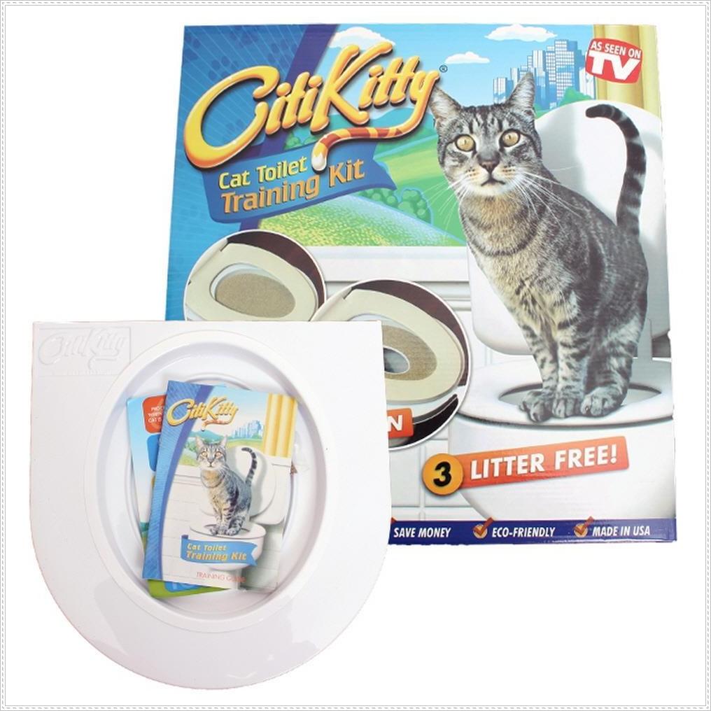 집사변기사용 고양이 화장실훈련 키트 캣화장실