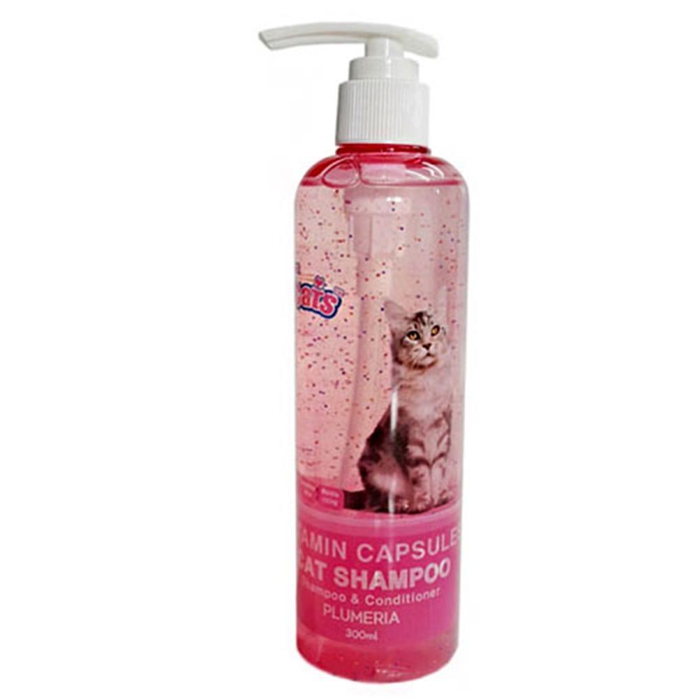 고양이 비타민 캡슐 샴푸 푸르메리아향 고양이샴퓨