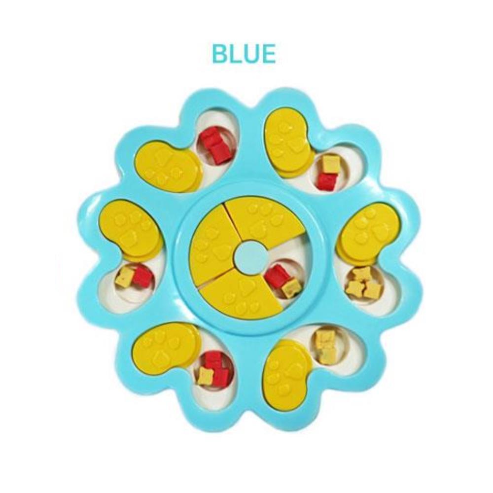 애견 후각놀이 지능발달 퍼즐트릿 장난감 애완장난감