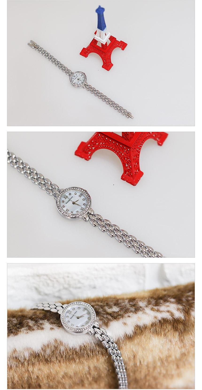 RE515 여성메탈시계/본사직영/AS가능 - 란쯔, 148,000원, 여성시계, 메탈시계