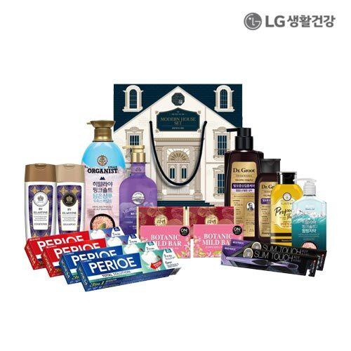 LG생활건강 모던 하우스 세트