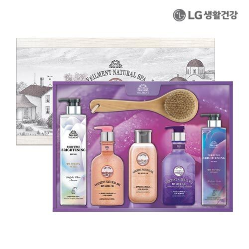 LG생활건강 온더바디 투명피부 바디케어 세트 59호