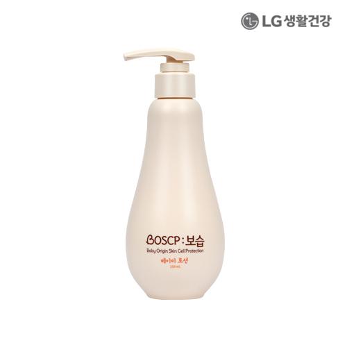 LG생활건강 BOSCP: 보습 베이비 로션 250ml●