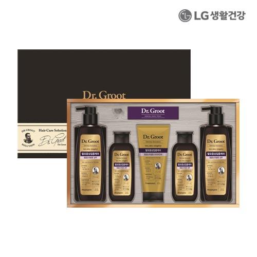 LG생활건강 닥터그루트 품격이 다른 탈모증상 완화 세트