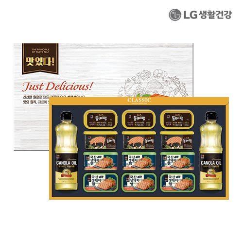 LG생활건강 목우촌 햄 복합 54호