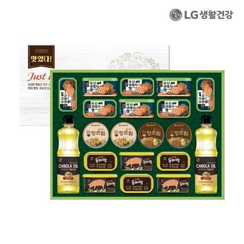LG생활건강 목우촌 햄 복함 74호