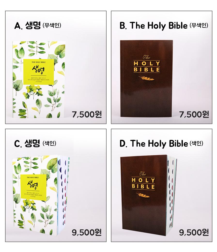 교회비치용성경