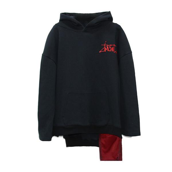 [지몬드] Red Maze-Shirt A Hoodie