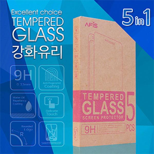 LG Q8플러스 강화유리 5IN1 LM-Q815