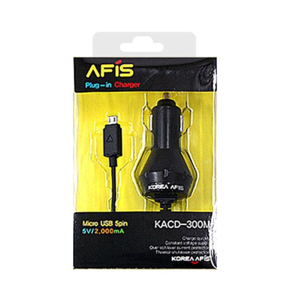 아피스 5핀 2A 차량용 충전기(KACD-300M)