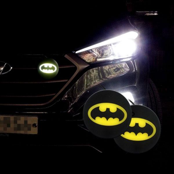 배트맨 원형 LED데이라이트 - 2개1세트