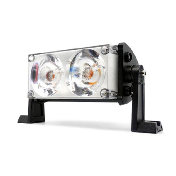 12V-24V겸용 40W COB LED써치라이트 옐로우LED