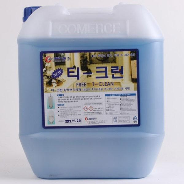 티크린 다용도 변기 살균세척제 1L 3.75L
