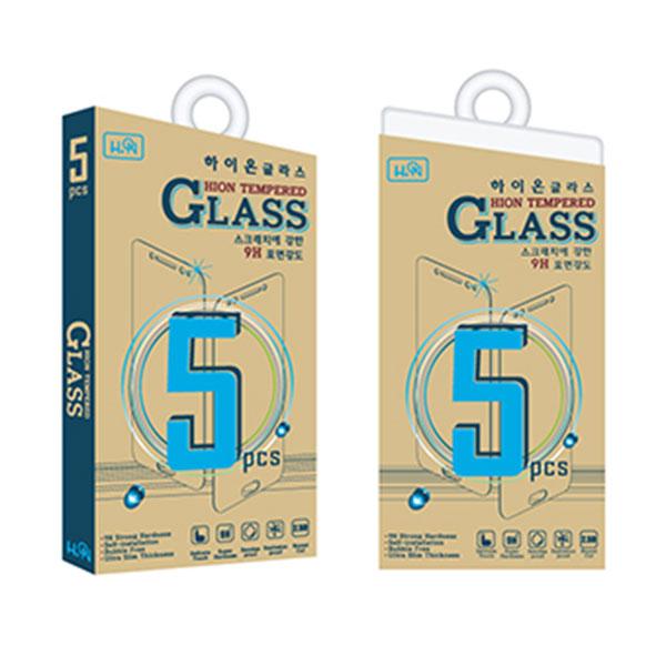 갤럭시A8스타 하이온 강화유리 5매 SM-G885S