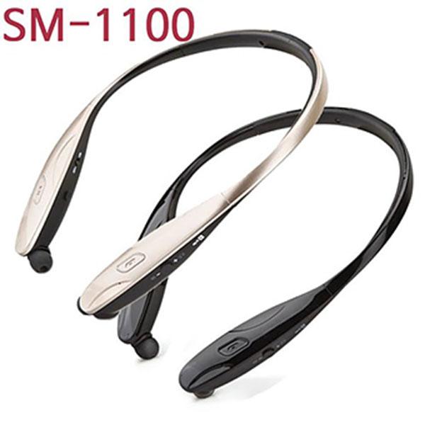 넥밴드타입 웨어러블 블루투스 헤드셋 sm-1100