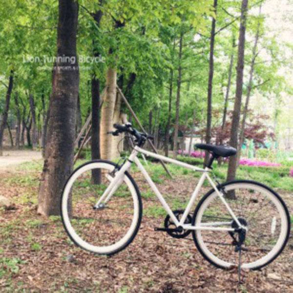 하이브리드 튜닝자전거(7단)