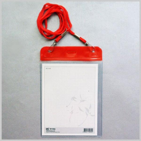 700칼라미디어명찰[세로형](10개묶음판매)[2층 A-5]