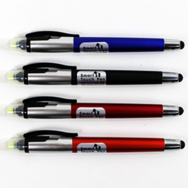 1500스마트터치펜+형광펜(20개 묶음판매)[C-8]