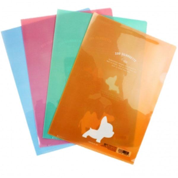 700 포켓홀더(Zoo실루엣)(10개묶음판매) [A-12]