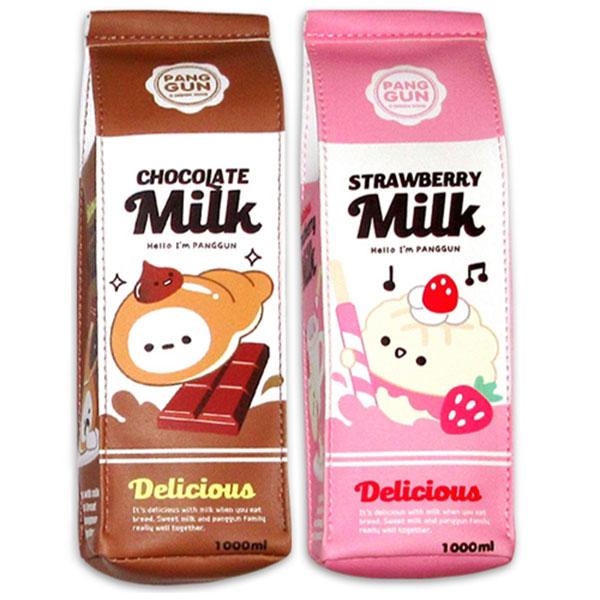 5000빵군우유봉제필통[G-8]
