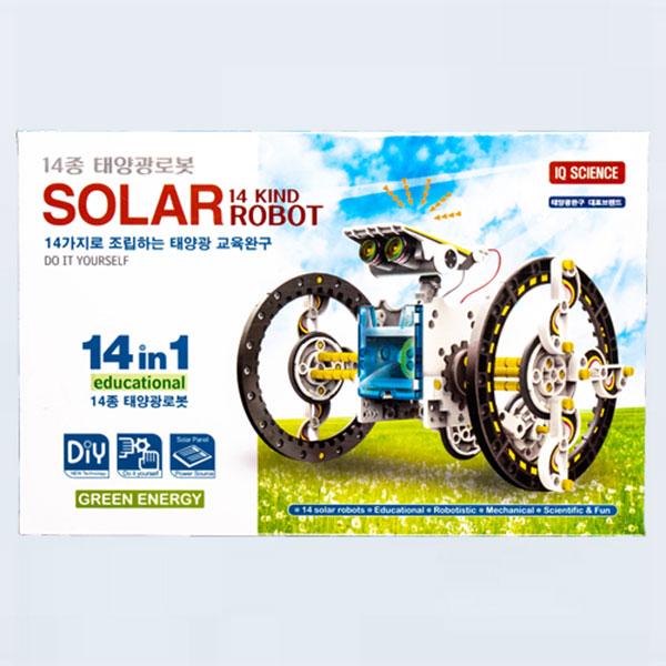 19000 14종태양광로봇[D-5]