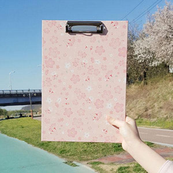랑캣몰 부리 벚꽃 클립보드
