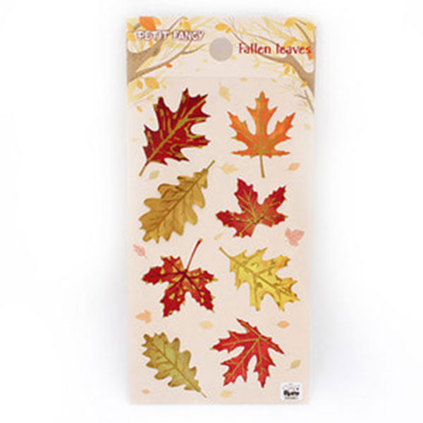 낙엽 스티커 DA5461