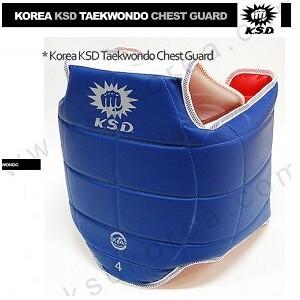 [KSD]신형 양면호구_블루/레드