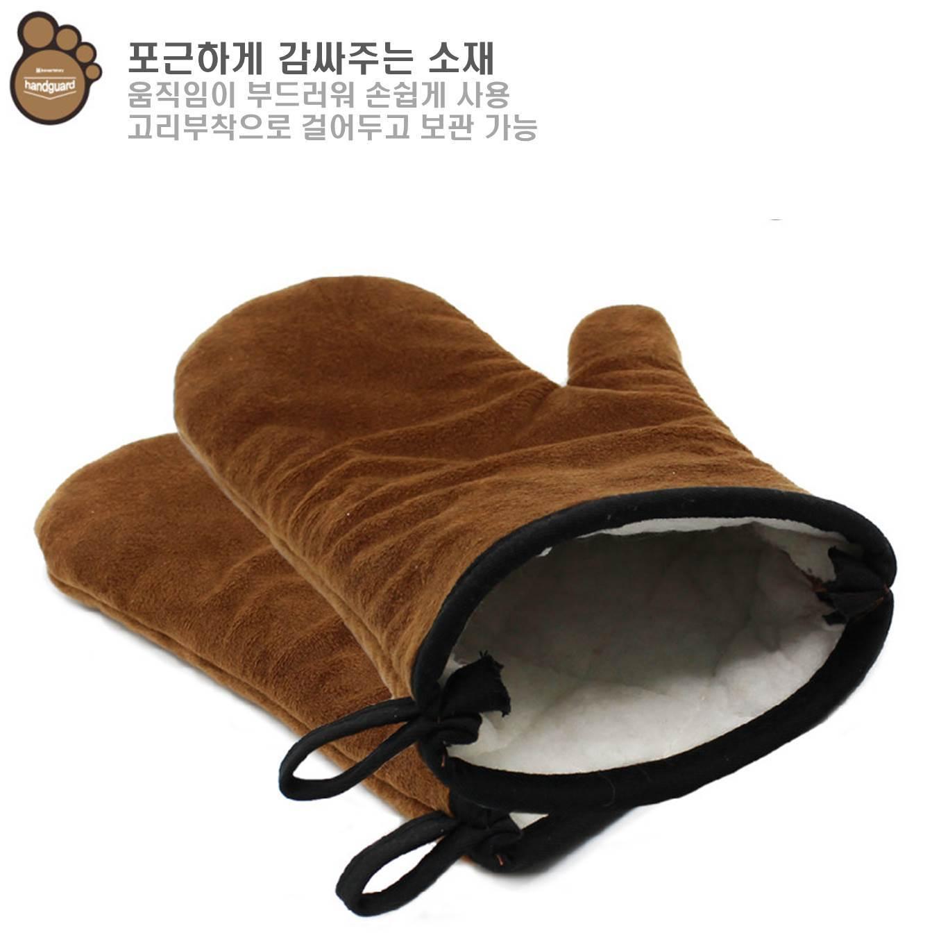 오마오 곰돌이 오븐 장갑 2P - 오마오, 18,000원, 주방장갑/주방타올, 주방장갑